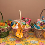 Easter baskets for the lovelies